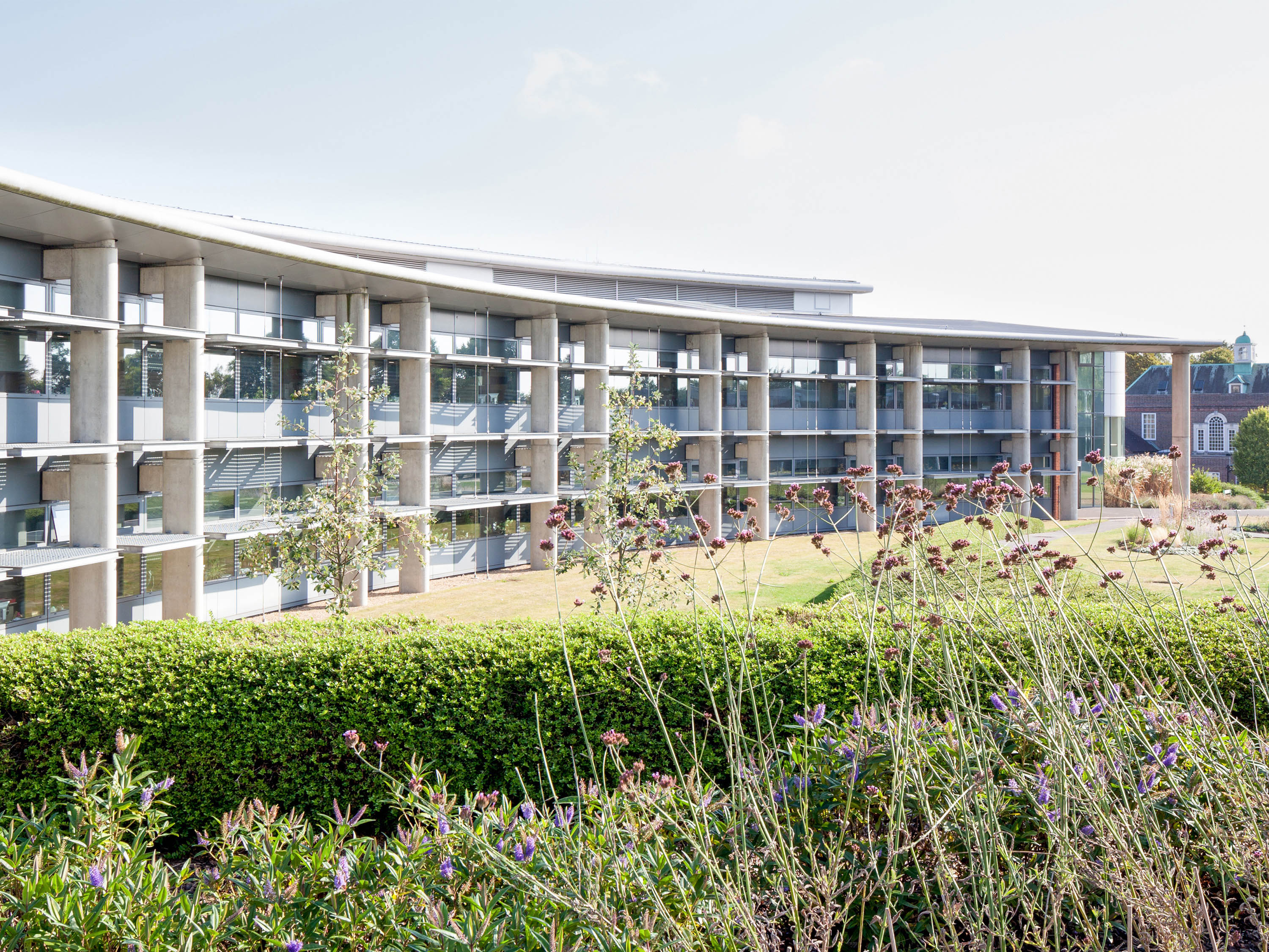 Rothamsted Research Centenary Building